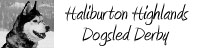 Big Dog Web Design sponsors the Haliburton Highlands Dogsled Derby